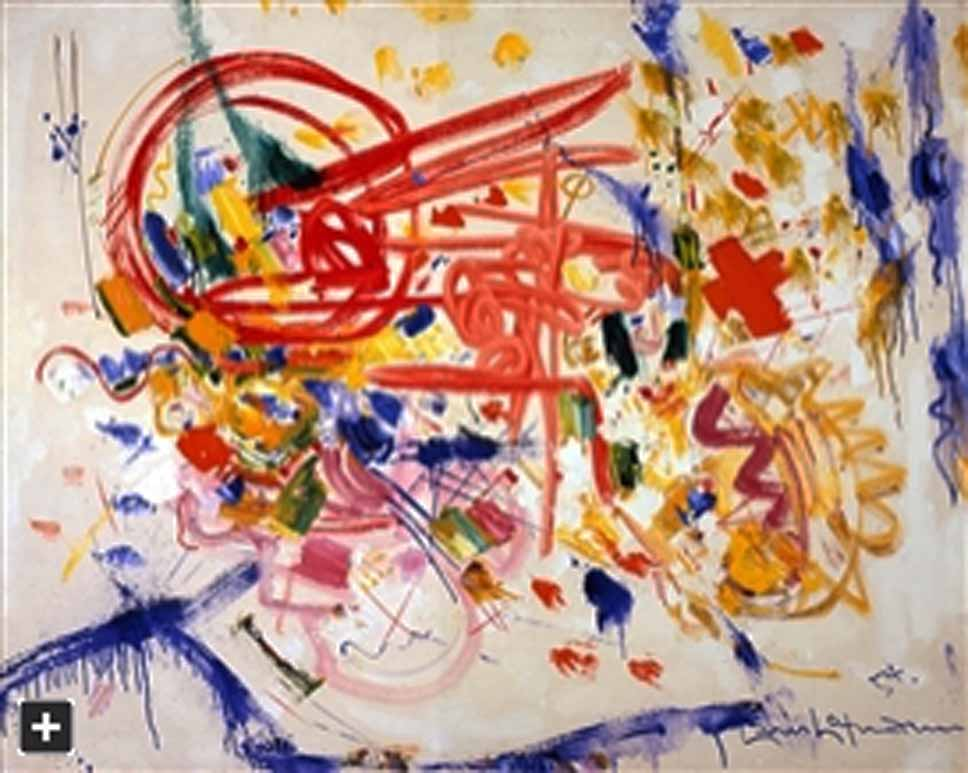 differences between abstract art and expressionism essay