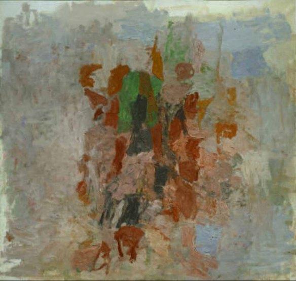 Philip Guston, Dial I,1956