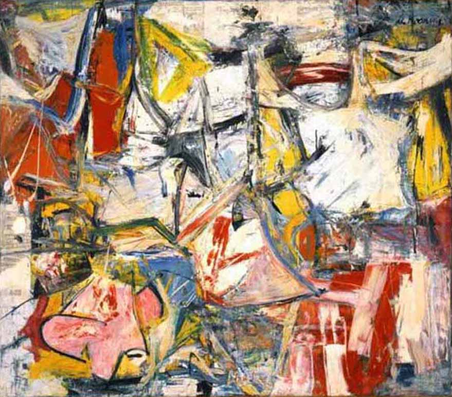 The Impact of Abstract Expressionism